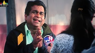 143 (I Miss You) Movie Scenes | Asha Saini Torture to Brahmanadam | Puri Jagannadh| Sri Balaji Video - SRIBALAJIMOVIES
