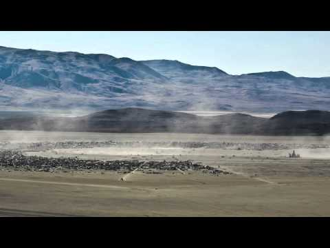 """Playa Time: Dust to Dust"" - Burning Man 2011 Time Lapse"