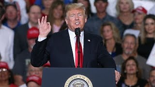 Watch Live: President Trump holds Nevada rally ahead of midterms - NBCNEWS