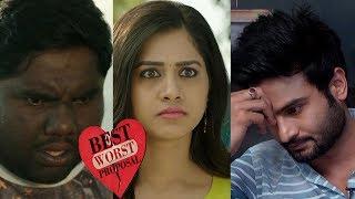 Best Worst Proposal Contest | Nannu Dochukunduvate Movie | Sudheer Babu | Nabha Natesh | Nasser - IGTELUGU