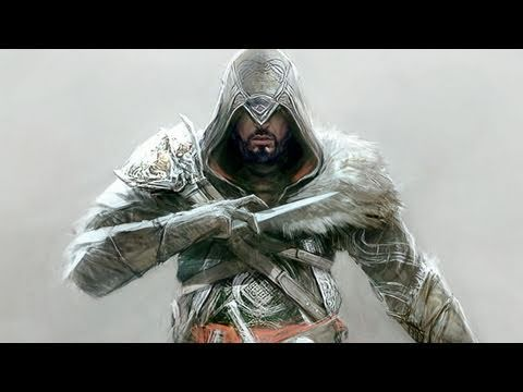 Assassins Creed: Revelations E3 Teaser Trailer (HD 720p)