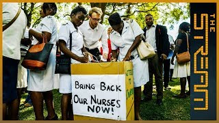 Will Zimbabwe's government #BringBackOurNurses? | The Stream - ALJAZEERAENGLISH