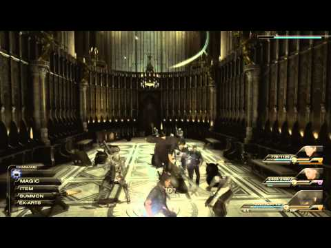 FINAL FANTASY Versus XIII Trailer 2011 HD