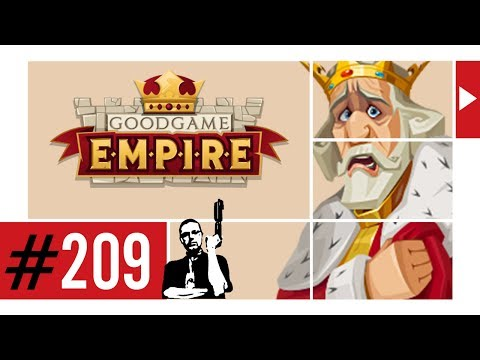 GOODGAME EMPIRE ᴴᴰ #209 ►Hauptstadtreise◄ Let