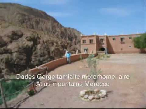 Dades gorge,Tamlalte MH aire  VicariousBooks.co.uk.wmv