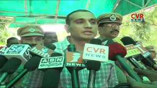 Akun Sabharwal Meeting Civil Supplies & Excise Department | CVR NEWS - CVRNEWSOFFICIAL