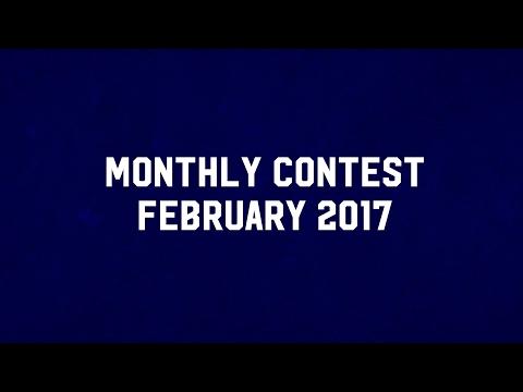 ফেব্রুয়ারী ২০১৭ মাসিক প্রতিযোগিতা || Monthly Contest February 2017