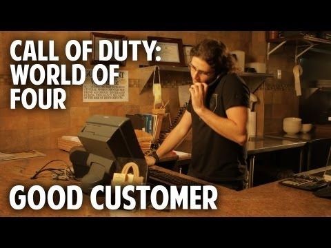 Good Customer - Call of Duty: World of Four