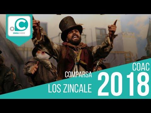 Sesión de Cuartos de final, la agrupación Los Zincalé actúa hoy en la modalidad de Comparsas.