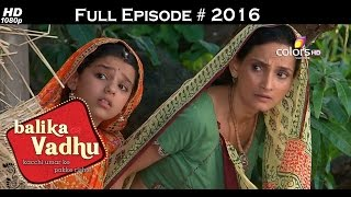 Balika Vadhu - 13th April 2019 : Episode 2198