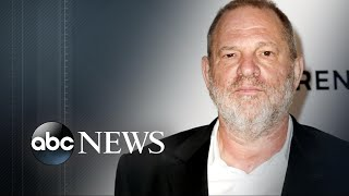 Harvey Weinstein resigns from the Weinstein Co. - ABCNEWS