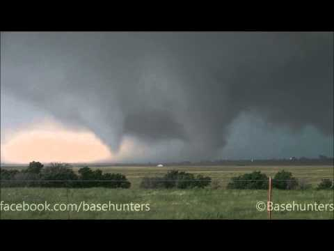 5/31/13 Widest Ever (2.6 Miles Wide)  El Reno Tornado and Oklahoma City Tornadoes
