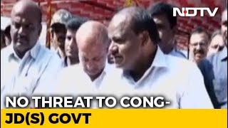 "Case Of 'Missing' Karnataka Lawmakers Revives Congress's ""Op Lotus"" Fear - NDTV"