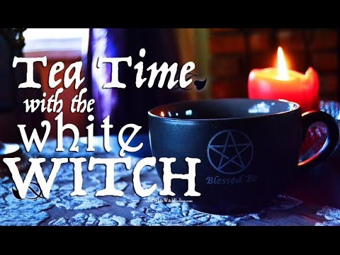 Ask Jenna : Tea Time with the White Witch ~ Q & A Episode 4