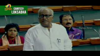 Saugata Roy Speaks On Non Functioning Oil Wells In Assam And Gujarat | Lok Sabha | Mango News - MANGONEWS
