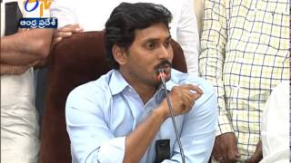 YS Jagan Flays TDP Leaders and Warns To Put No Confidance Motion Against Speaker Kodela - ETV2INDIA