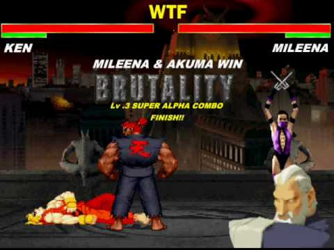 Mortal Kombat Fatality (funny)