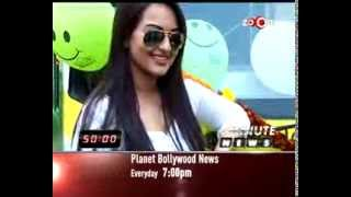 Bollywood News in 1 minute 08/03/14 | Sonakshi Sinha, Sonam Kapoor, Rajinikanth & more - ZOOMDEKHO