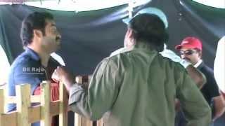Ramayya Vasthavayya - Fight Scene Making | NTR - DILRAJU