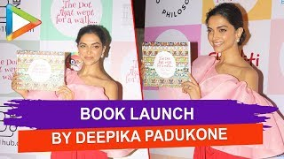 Deepika Padukone at the Launch of the Book The Dot That Went For A Walk | Part 2 - HUNGAMA
