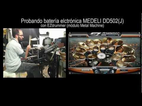 Probando MEDELI DD502(J)