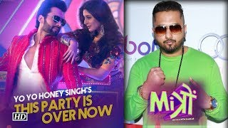 YO YO Honey Singh SONG | The Party Is Over Now | Mitron | Jackky & Kritika swag - IANSLIVE