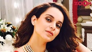 Kangana Gets Involved In The Direction And Production Of 'Manikarnika : The Queen Of Jhansi'! - ZOOMDEKHO