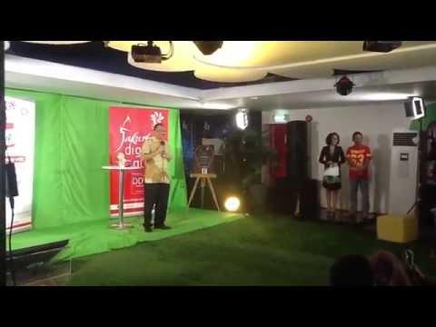 Jakarta Digital Valley Launching | #StartupLokal Meetup v48 @ Telkom Indonesia - Menara Multimedia