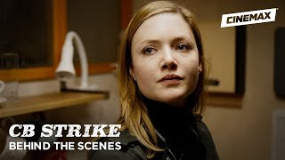 "C.B. Strike | ""The Silkworm"" Behind the Scenes 