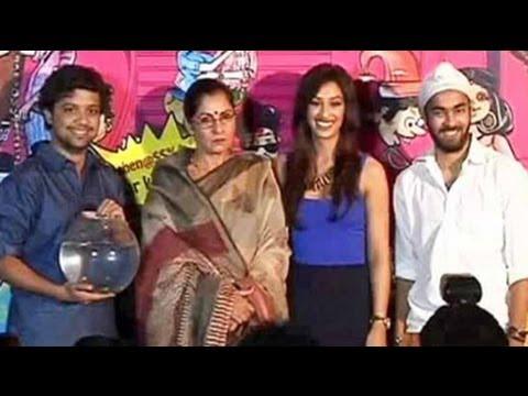 Dimple Kapadia's sari goes missing before film promotion