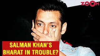 Salman Khan's 'Bharat' faces trouble; Protest for Pakistan flag? | Bollywood News - ZOOMDEKHO