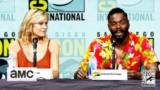 Fear the Walking Dead: 'Colman Domingo on Victor Strand's Future' Comic-Con 2017 Panel - AMC