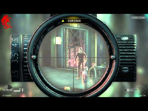 Hitman Absolution Sniper Challenge - Free to Play - BUT