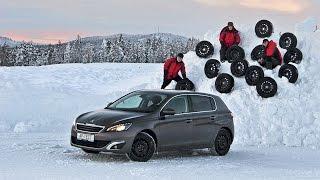 Какие шины выбрать на грядущую зиму?
