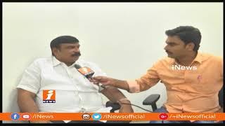 BJP MLA Vishnu Kumar Raju Face To Face Over TDP Against BJP In Karnataka   iNews - INEWS