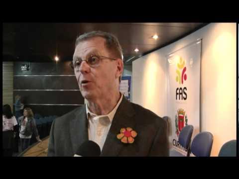 Dr. Vicente de Paula Faleiros fala sobre violência contra a criança - Rede Teia