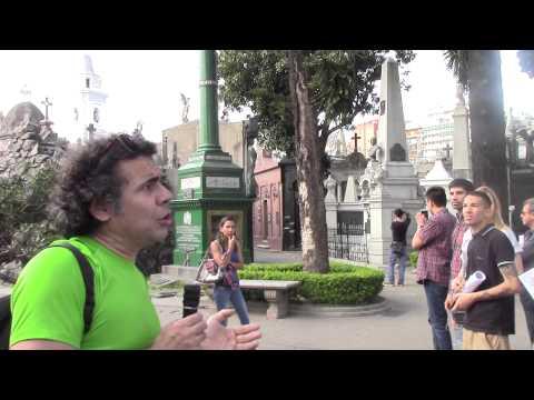 04 LOS MONUMENTOS MAS ANTIGUOS DE LA RECOLETA POR EL PROF  JUAN LAZARA