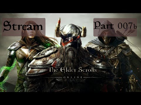 Let's Stream Together The Elder Scrolls Online (Deutsch) 007b