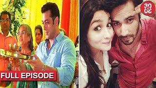 Salman To Celebrate Ganpati At Arpita's Place | Alia Does Not Want To Work With Varun?