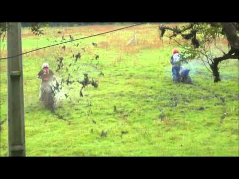 trilheiros porco do mato rio negro-pr (gordinho sofrendo com dt 180 encalhada)