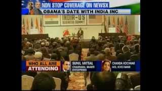 Narendra Modi and Barack Obama get down to business - NEWSXLIVE