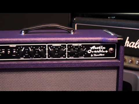 Tone Television - Hamiltone Austin Overdrive Demo.mpg