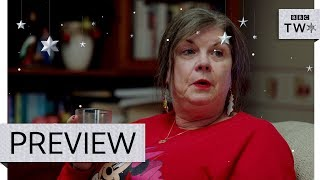 Christine spoils the surprise - Two Doors Down: Christmas Special | Preview - BBC Two - BBC