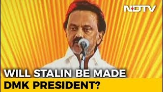 """""""Lead Us,"""" DMK Leaders Tell Stalin, Day After Brother Alagiri's Message - NDTV"""