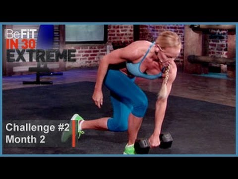 Strength Challenge 2 | Level 2 - BeFit in 30 Extreme
