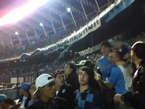 LA GUARDIA IMPERIAL (INDEPENDIENTE VOS SOS UN CAGÓN) - Racing CLub de Avellaneda.