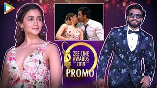 Zee Cine Awards 2019 Promo | Ranbir Kapoor| Alia Bhatt | Kartik Aaryan| Vicky Kaushal| Ranveer Singh - HUNGAMA