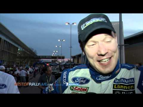Highlights - 2012 WRC Rally Mexico - Best-of-RallyLive.com