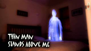 Royalty Free :Thin Man Stands Above Me