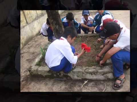 Trường THCS PHAN ĐÌNH PHÙNG thành phố Đông Hà tỉnh Quảng Trị - by 6C 2012-2013